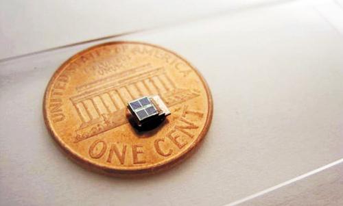 Mini sensor solar