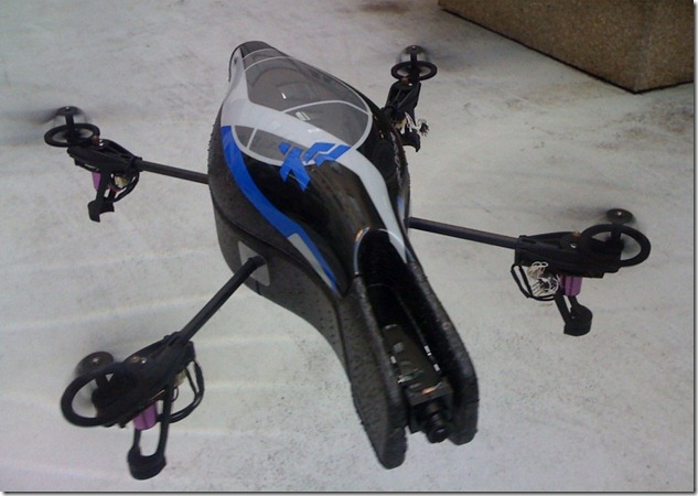 Quadricópteros