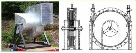 Turbina Solar Aero