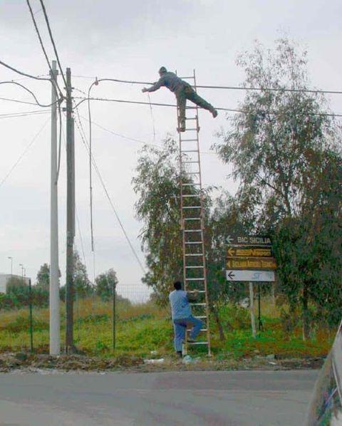(In) Segurança no trabalho