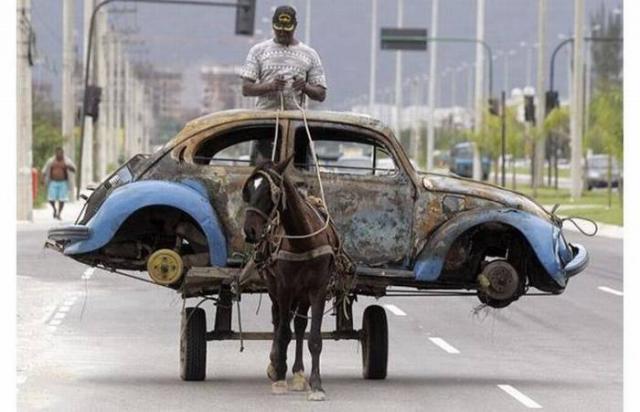 Transportes extremos
