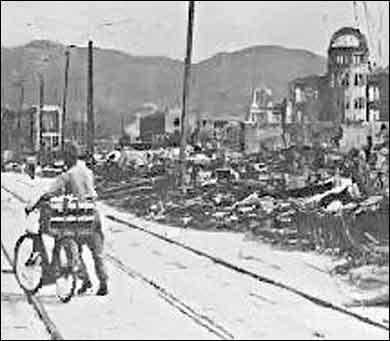Os oito afortunados - as únicas pessoas que sobreviveram as duas bombas atômicas