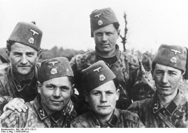 Buchas de canhão do III Reich