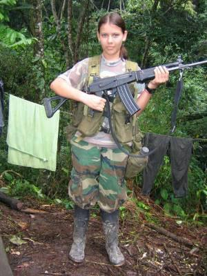 Crian�as Farc