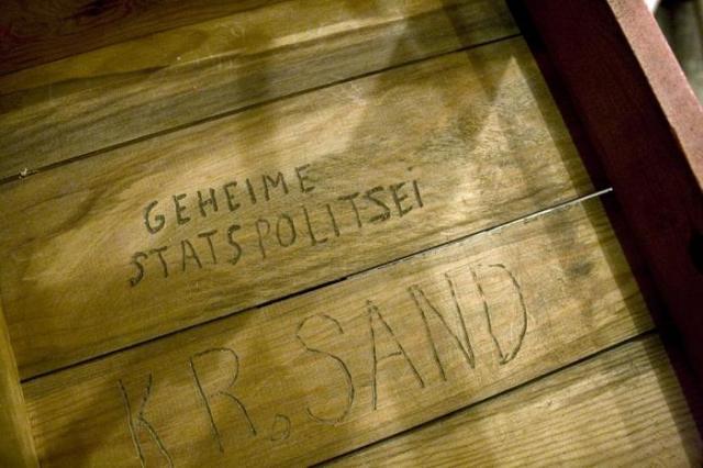 Os métodos e porões secretos da Gestapo
