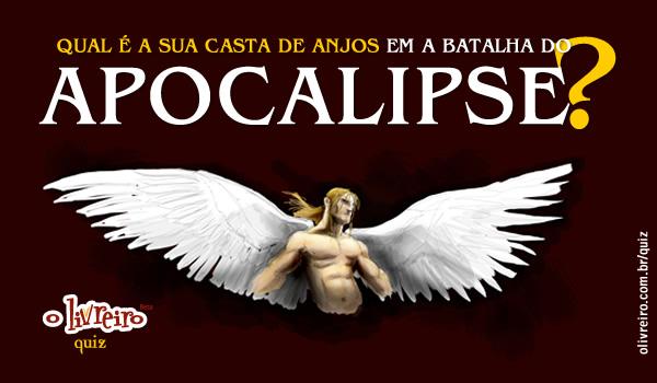 Quiz: qual é a sua casta de anjos?